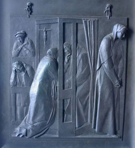 Confession-Door of Sacraments