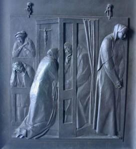 Confession-Door of Sacraments